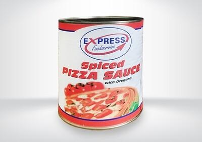 Express Spiced Pizza Sauce