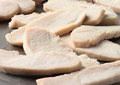 Sliced Plain Chicken 1KG