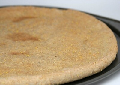 "12"" Deep Wholemeal Pizza Bases"