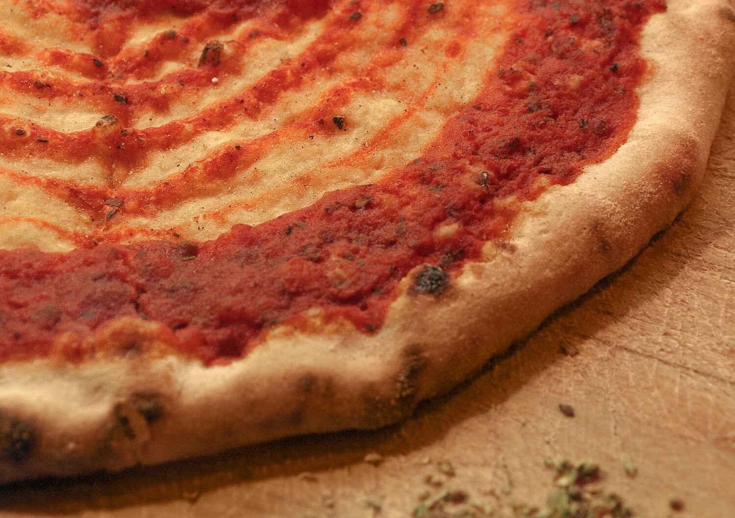 Italian Wood Fired (23cm ) Pizza Bases
