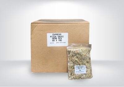 Pizza Sauce Herb Mix