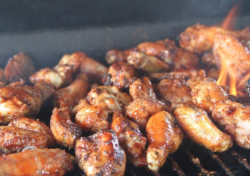 Barbecue Wings ( BLUE BAG )