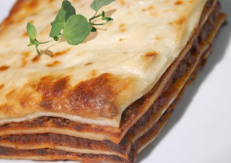 Meat Lasagne