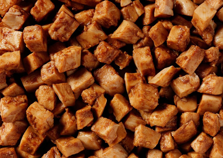 Barbecue Chicken Pieces
