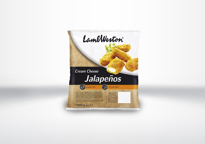 Lamb Weston Cream Cheese Jalapenos