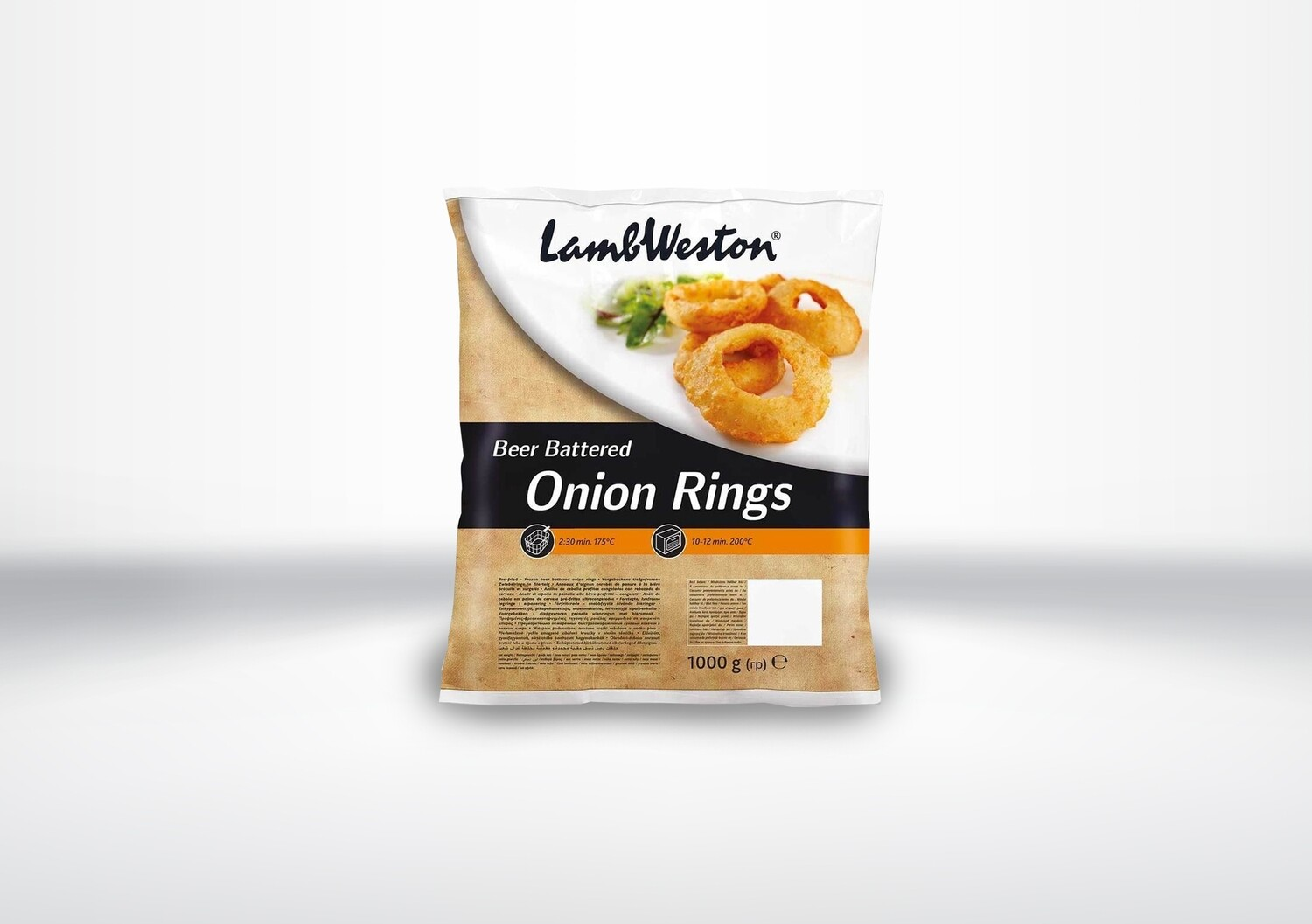Lamb Weston Crispy Onion Rings