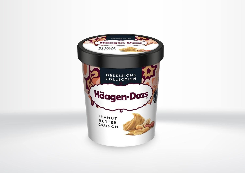 Häagen Dazs - Peanut Butter Crunch (BB4 07/08/21)