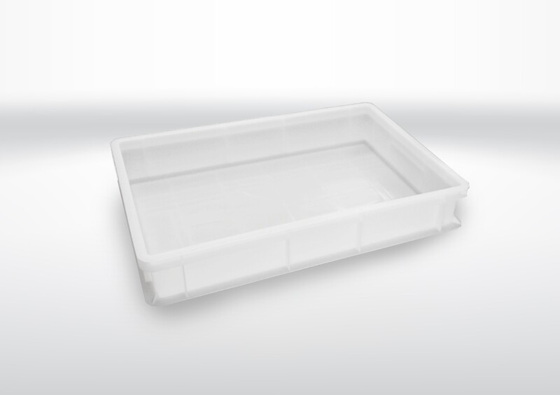 Dough Ball Trays (600mm x 400mm x 75mm)