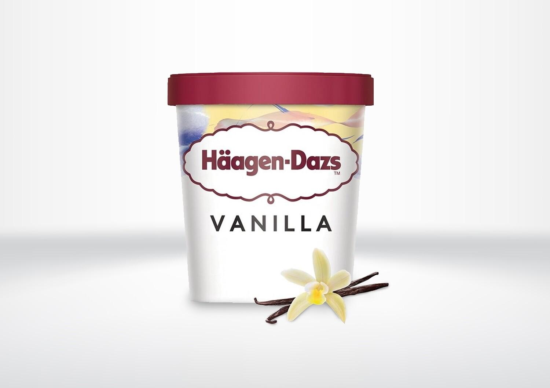 95ml Häagen Dazs - Vanilla (28/05/2021)