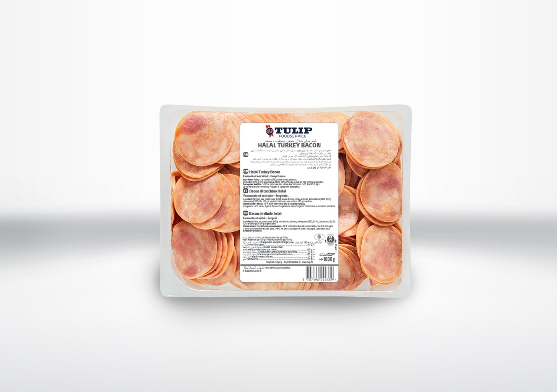 Tulip Halal Turkey Bacon