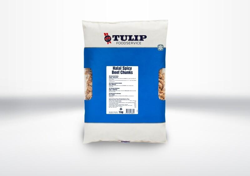 Tulip Halal Spicy Beef