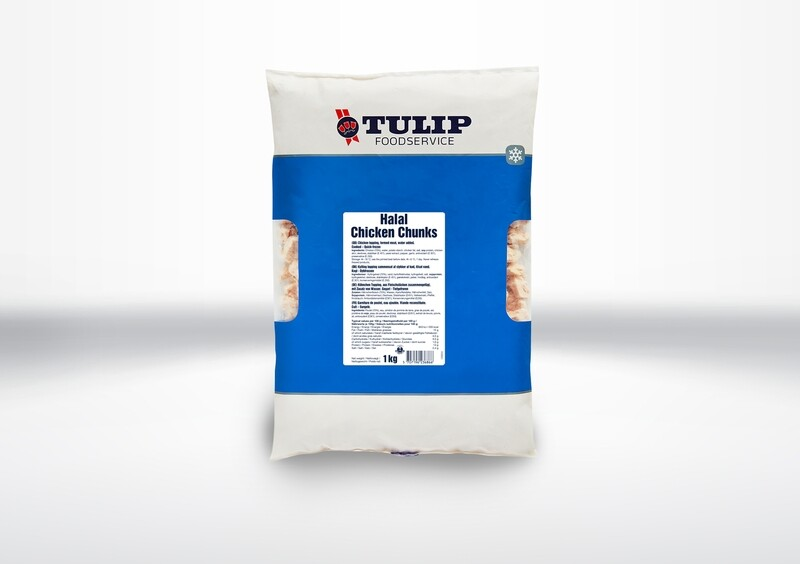 Tulip Halal Chicken Chunks