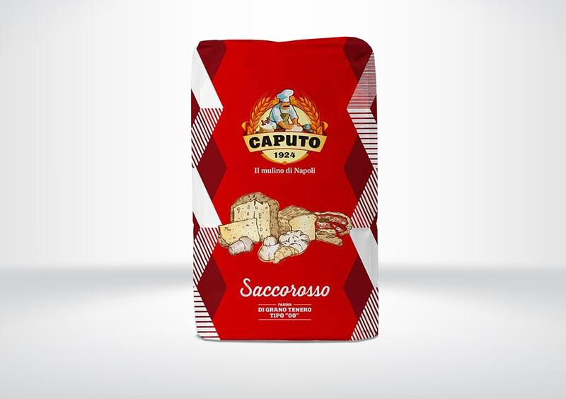 Caputo '00' Pizza Flour Red