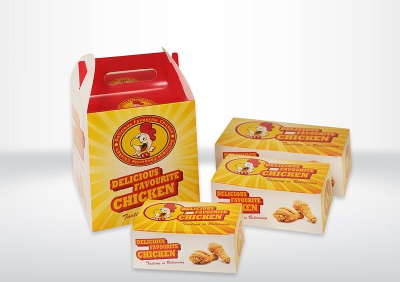 Medium Tender 'n Tasty Chicken Boxes