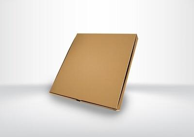 """10"""" Plain Brown Pizza Boxes"""