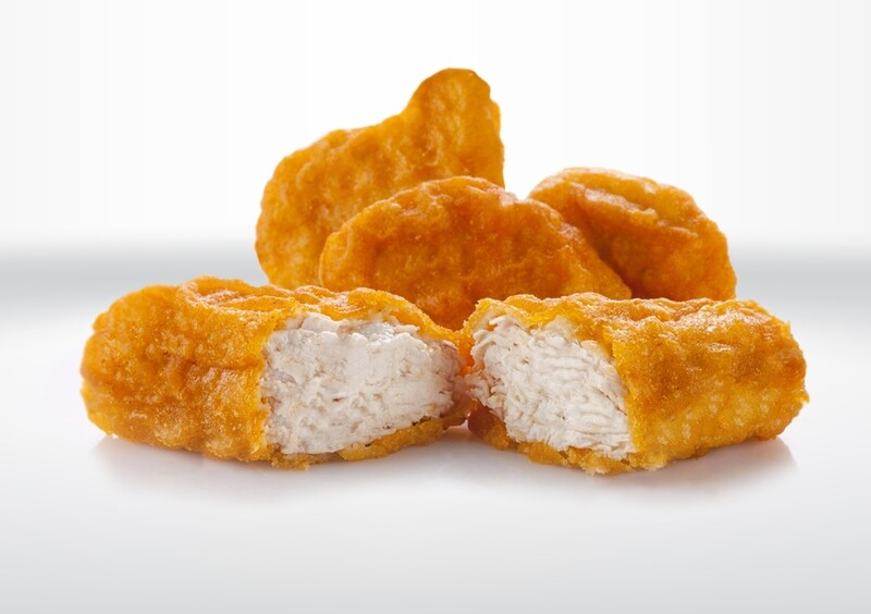 Battered Chicken Nuggets