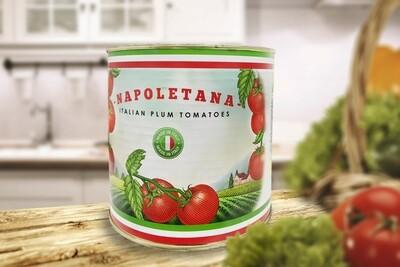 Napoletana Italian Peeled Plum Tomatoes