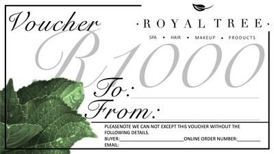 VOUCHER - R1000