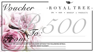 A MOTHERS DAY VOUCHER -R500