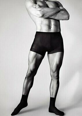 Miesten sukkahousut 20 den, natural