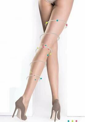 Antibakteeriset sukkahousut 15den, natural