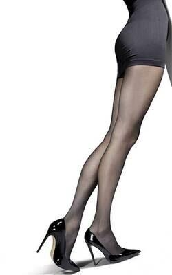 Ohuet sukkahousut 20den, musta
