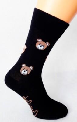 Crazy Socks-sukat; nallet KOKO 40-43