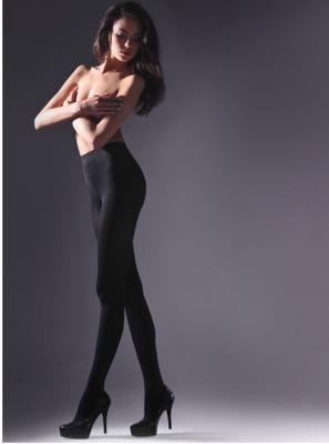 Mustat sukkahousut XL, 60den