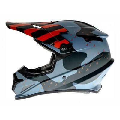 Cikuso Noir Kit de S/écurit/é pour Verrouillage de Casque de Moto Universel avec Combinaison de Mousqueton