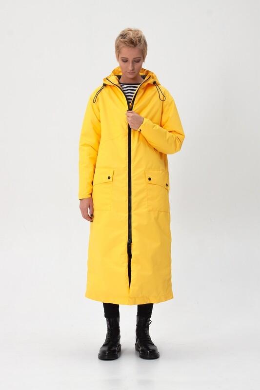 Теплая куртка Full oversize