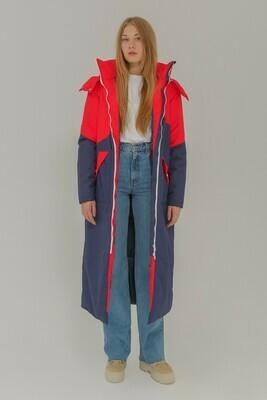 Зимняя куртка Full oversize