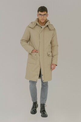 Тёплая куртка Plain coat