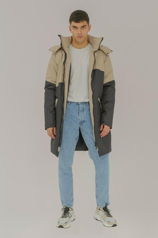 Тёплая куртка Color jacket