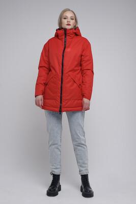 Зимняя куртка Short oversize