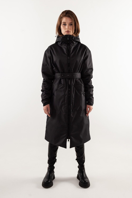 Утеплённая куртка Demi-season oversize