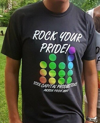 RCP Rock Your Pride T-shirt