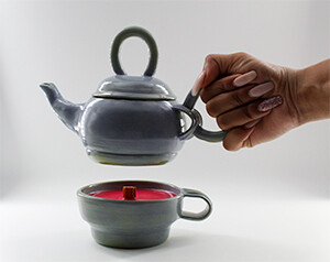 Nestled Tea Set