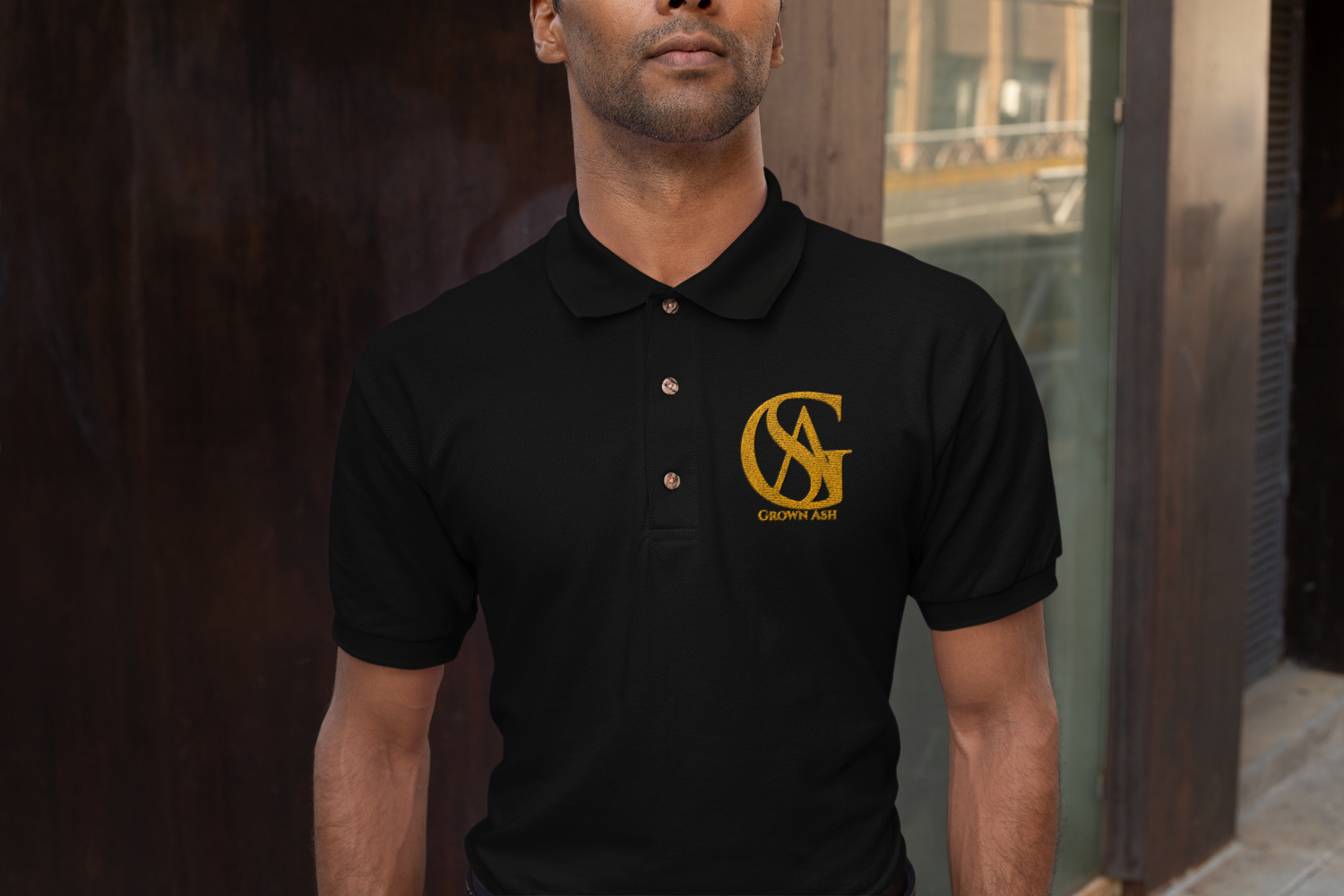 Grown Ash Polo Dri-Fit