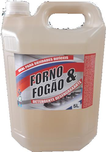FORNO E FOGÃO SUJEIRAS DIFÍCEIS 5L