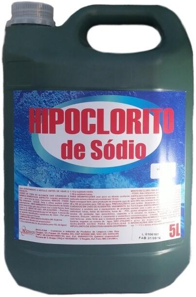 CLORO SUPER CONCENTRADO 5L