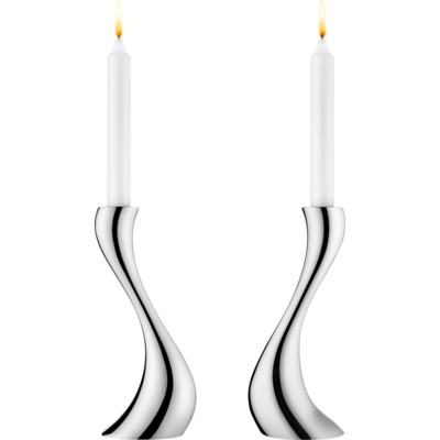 Cobra Candleholders - Medium