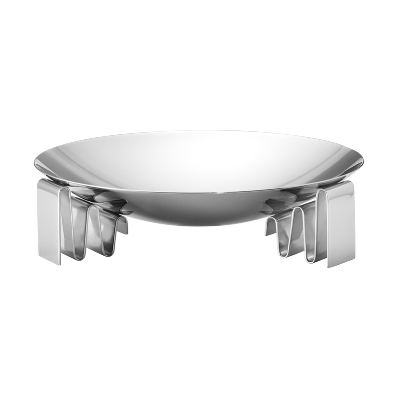 Frequency Bowl - Stainless Steel Large