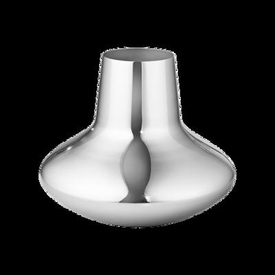 Koppel Vase - Stainless Steel Small