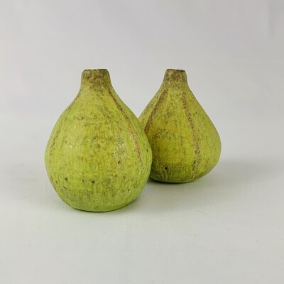 Hand Crafted Ceramic Pears