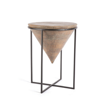 Cone Side Table