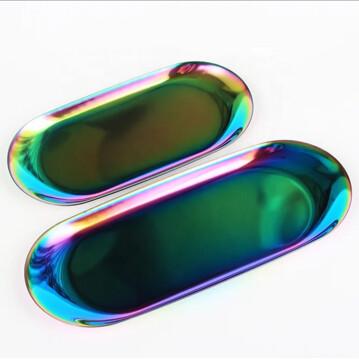 Rainbow Tray Small