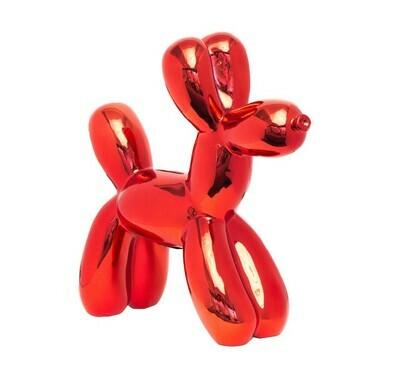 Red Balloon Dog Bank - 12