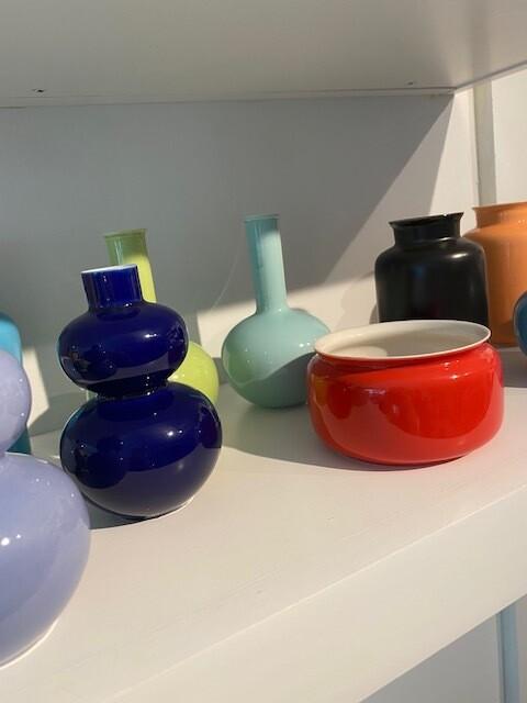 A Pair of Mini Vases