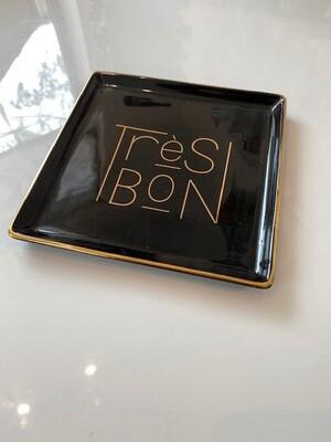 Tres Bon - tray