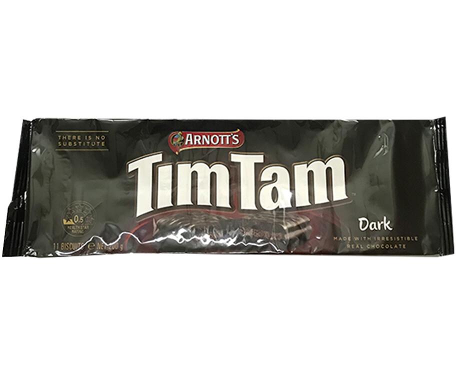 Arnott's TimTam Dark 200g